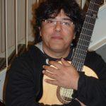 Flamenkika Victor met gitaar